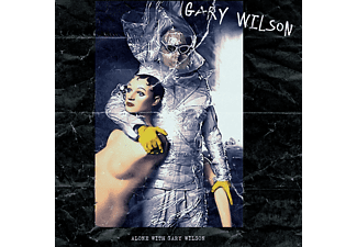 Gary Wilson - Alone With Gary Wilson - (CD)