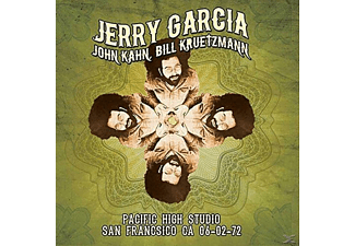 Jerry Garcia, John Kahn, Bill Kreutzman - Pacific High Studio San Francisco Ca 06-02-72 - (Vinyl)