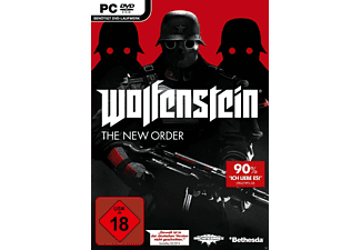 Wolfenstein: The New Order (Software Pyramide) - PC