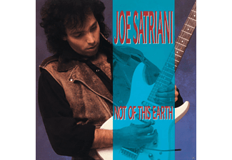Joe Satriani - Not Of This Earth [Vinyl]