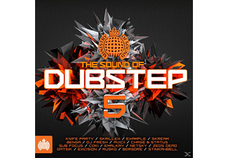 Various - Dubstep 5 - (CD)