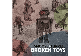 Smoove & Turrell - Broken Toys [CD]