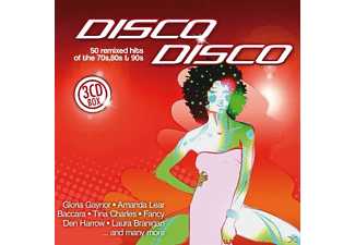 VARIOUS - Disco Disco [CD]