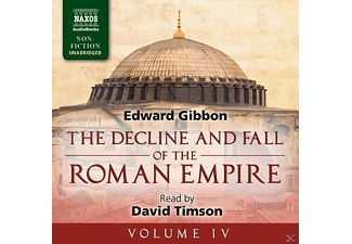 Decline and Fall of the Roman Empire IV - 19 CD - Hörbuch
