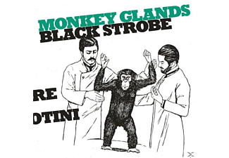 Black Strobe - Monkey Glands Ep - (Vinyl)