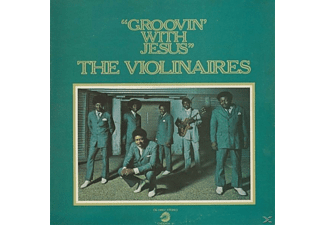 Violinaires - Groovin' With Jesus [CD]