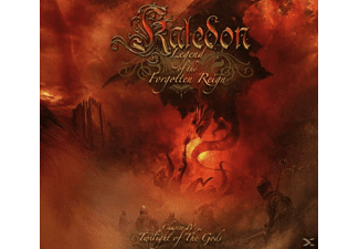 Kaledon - Chapther Iv: Twilight Of The Gods - (CD)