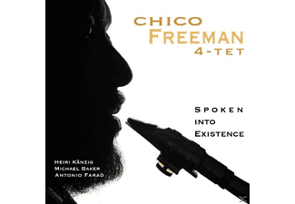 Chico Freemann 4-tet - SPOKEN INTO EXISTENCE [CD]