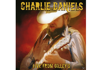 Charlie Daniels - Live From Gilleys [CD]