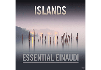 Ludovico Einaudi - Islands-Essential Einaudi [CD]