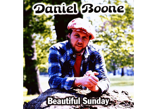 Daniel Boone - Beautiful Sunday - (CD)