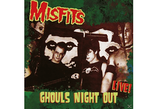 Misfits - Ghouls Night Out-Live - (CD)