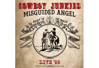 Cowboy Junkies - Misguided Angel?Live - (CD)