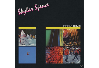 Skylar Spence - Prom King (Deluxe Gold Vinyl) [LP + Download]