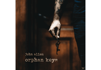 John Allen - Orphan Keys (+Download) - (Vinyl)