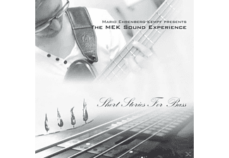 The Mek Sound Experience, Mario Ehrenberg-kempf - Short Stories For Bass [CD]