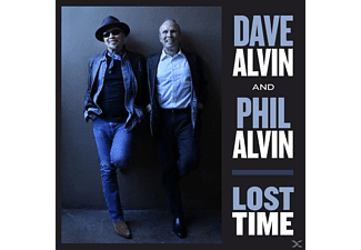 Dave & Phil Alvin Alvin - Lost Time - (Vinyl)