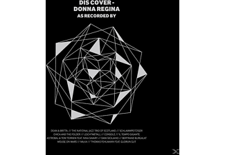 VARIOUS - Dis Cover:Donna Regina As Recorded By [CD]