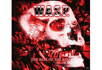 W.A.S.P. - The Best Of The Best - (CD)