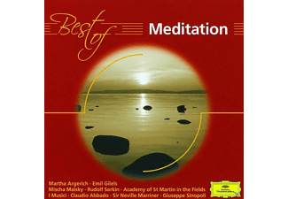 VARIOUS - BEST OF MEDITATION - (CD)