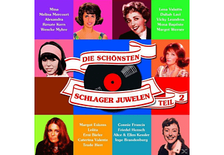 VARIOUS - Schlagerjuwelen-Best Of Teil 2 [CD]