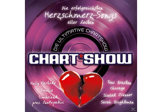 VARIOUS - Die Ultimative Chartshow-Herzschmerz-Songs - (CD)