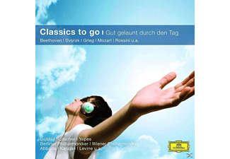 VARIOUS - Classics To Go-Gut Gelaunt Durch Den Tag (Cc) [CD]