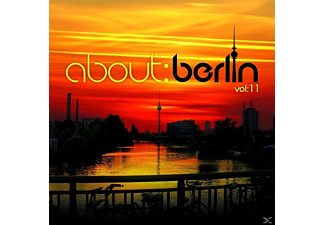 VARIOUS - About: Berlin Vol: 11 - (CD)