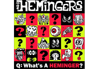 Hemingers - What's A Heminger? - (Vinyl)