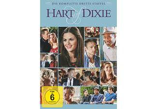 Hart of Dixie - Staffel 3 [DVD]
