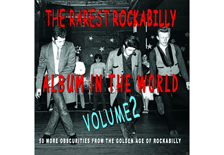 Album In The World - The Rarest Rockabilly Vol.2 [CD]