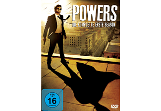 Powers 1. Season - (DVD)