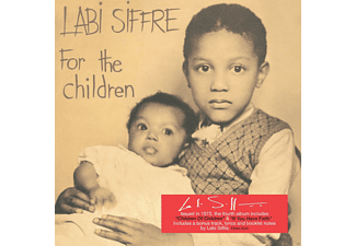 Labi Siffre - For The Children (+Bonus) - (CD)