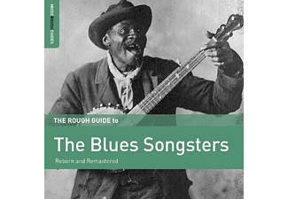 VARIOUS - Rough Guide: The Blues Songsters - (CD)