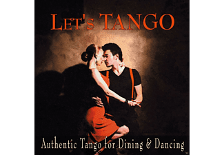 VARIOUS - Let's Tango-Music For Dining & Dancing - (CD)