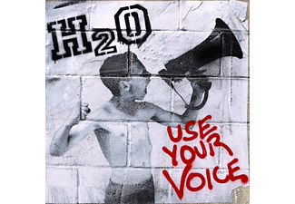 H2o - Use Your Voice - (CD)