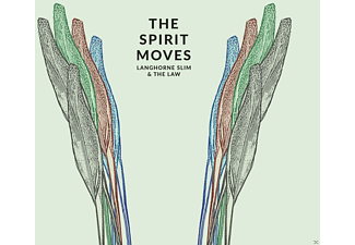 Langhorne Slim, Law - The Spirit Moves - (CD)