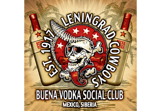 Leningrad Cowboys - Buena Vodka Social Club - (Vinyl)