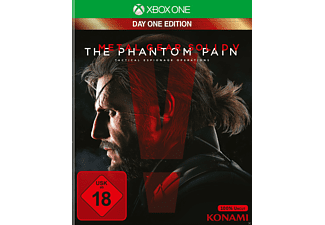 Metal Gear Solid 5: The Phantom Pain - Day One Edition - Xbox One