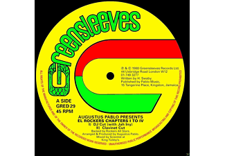 Augustus Pablo - Presents: El Rockers Chapter I To Iv - (Vinyl)