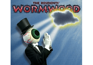 The Residents - Wormwood - (CD)