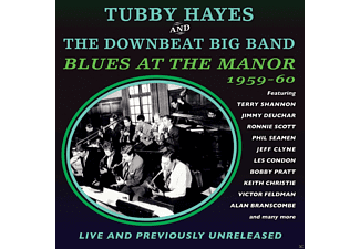 Tubby & The Downbeat Big Band Hayes - Blues At The Manor 1959-60 - (CD)