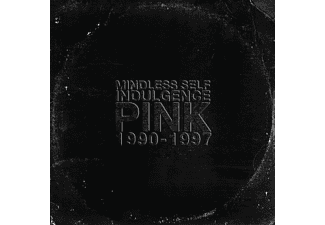 "Mindless Self Indulgence - Pink (2x12"" 45prm & Mp3code) - (Vinyl)"