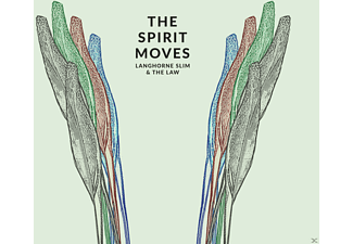 Langhorne Slim, Law - The Spirit Moves (Lp+Mp3/180g) - (LP + Download)