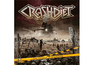 Crashdiet - The Savage Playground [CD]