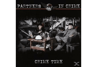 Partners In Crime - Crime Time - (CD)