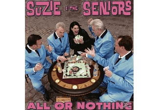 Suzie & The Seniors - All Or Nothing - (CD)