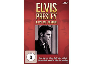Elvis Presley - Love Me Tender [DVD]
