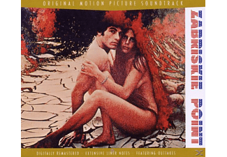Pink Floyd, Grateful Dead, O.S.T., OST/Pink Floyd/Grateful Dead - Zabriskie Point [CD]
