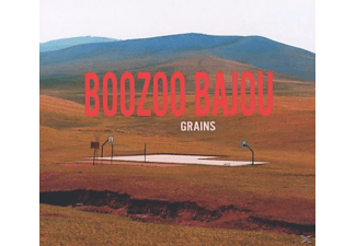 Boozoo Bajou - Grains - (CD)